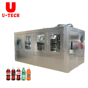 6000BPH PET Bottle Carbonated Soft Energy Drinks Soda Beverage Sparkling Water Filling Making Machine Manufacturing Equipment Line
