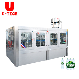 10000BPH Mineral Table Water Washing Filling And Capping Machine Equpiment Price