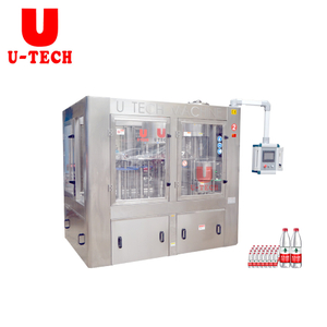 2000BPH Mineral Pure Drinking Water Filling Machine Price