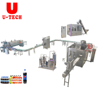 1000BPH Soft Drink Filling Machine