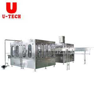 18000BPH Drinking Water Filling Machine